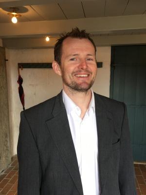 Kirketjener i VV Morten Mikkelsen