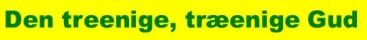 artikel træenigheden 7